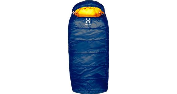 Haglöfs Pavo - Sacos de dormir Niños - azul